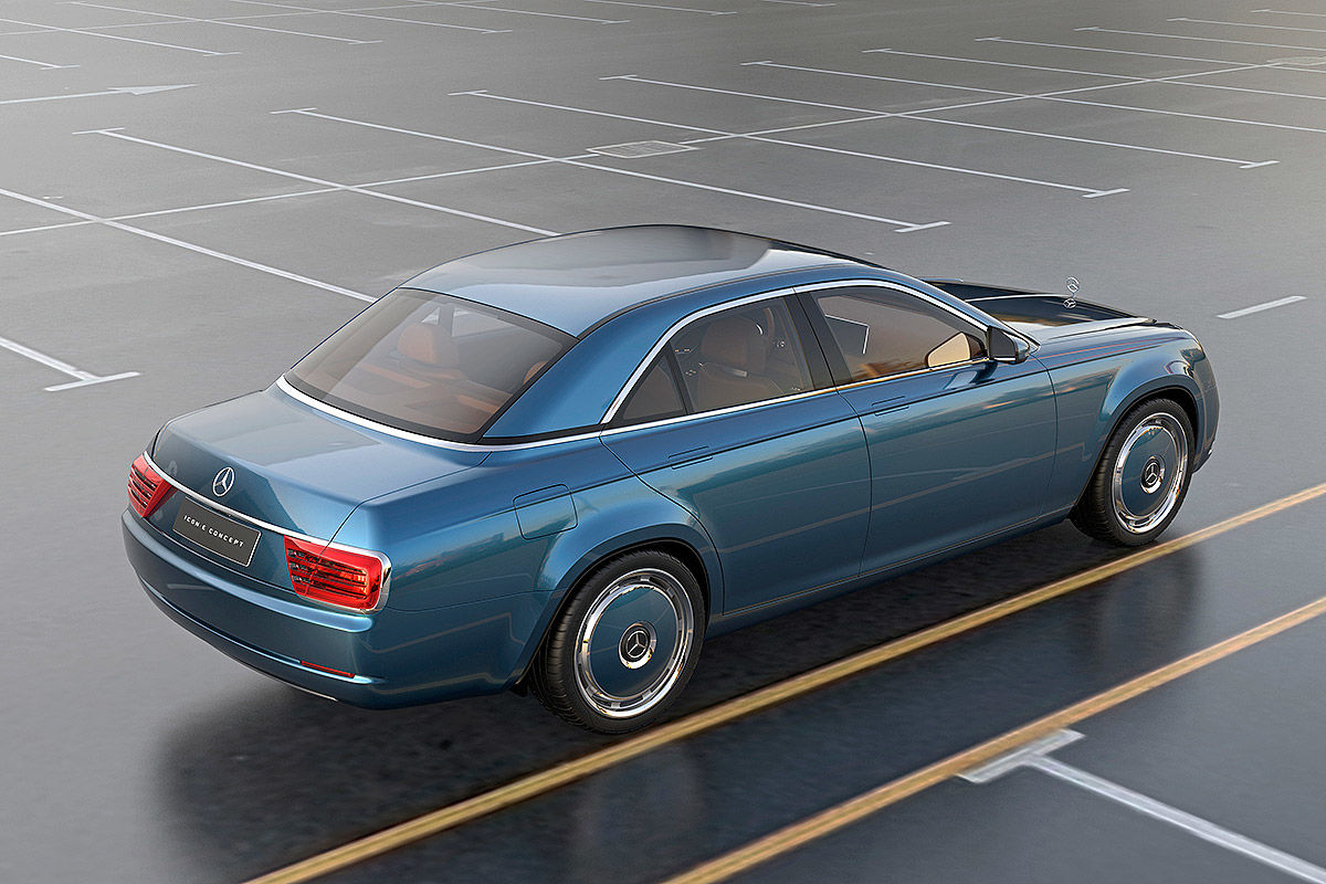 Retro Cars: Ikonen im Design von heute