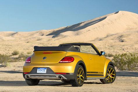 vw beetle dune la auto show 2015 vorstellung und. Black Bedroom Furniture Sets. Home Design Ideas