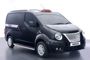 Allzweck-Taxi für London