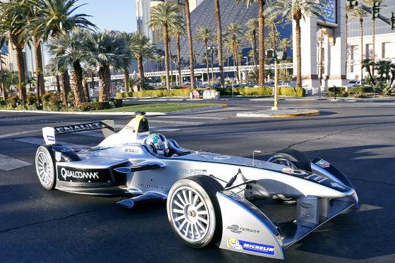 Renault SRT 01E für die Formel E