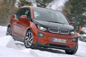 Sind E-Autos wintertauglich?