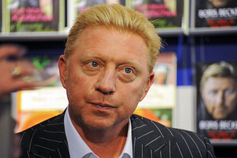 Mercedes kündigt Sponsoren-Deal mit Boris Becker
