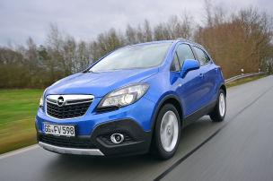Opel legt beim Mokka nach