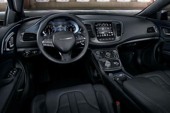 Chrysler 200 (Modelljahr 2015)