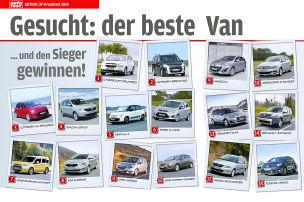 Der beste Van 2014