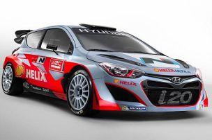Feuertaufe für Hyundai bei der Rallye Monte Carlo