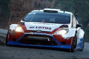 Kubica dominiert den Auftakt der Rallye Monte Carlo