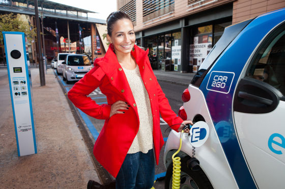 Car2Go: Elektro-Smart