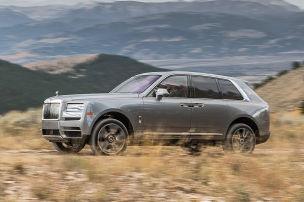Der Rolls-Royce fürs Gelände