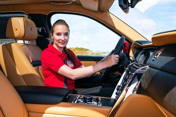 Rolls-Royce testet Allradantrieb für Luxus-SUV