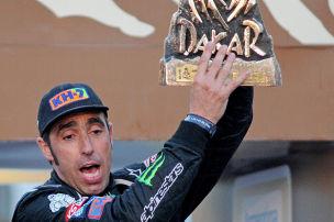 Roma gewinnt die Dakar