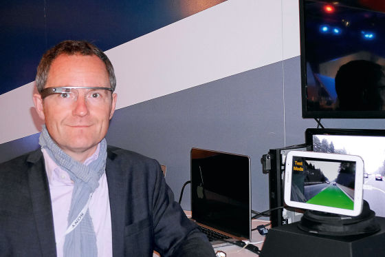 Google Glass warnt vor Gefahren