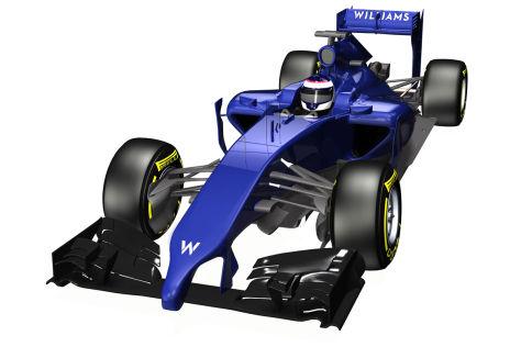 Formel 1 2014: Williams Mercedes FW36