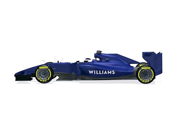 Williams-Renner mit Delfin-Schnauze