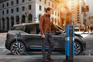 Teurer Strom bei BMW