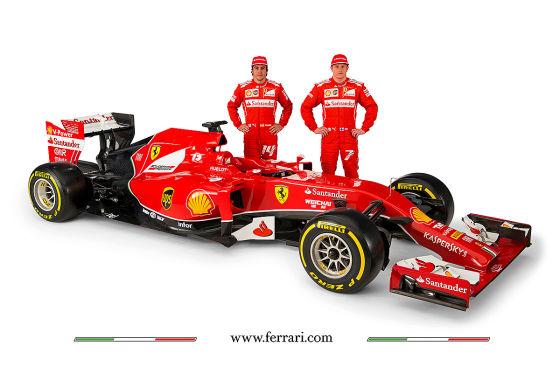Formel 1 2014: Ferrari F14T