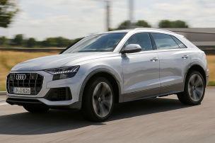 Audi Q8 (2019): Motoren