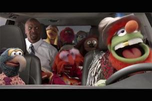 Ein Toyota voller Muppets