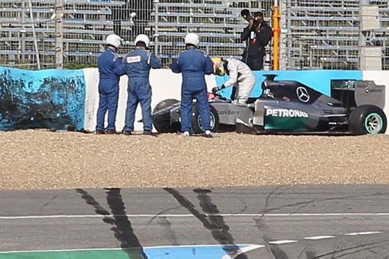 Sahara Force India mit dem Fahrerteam