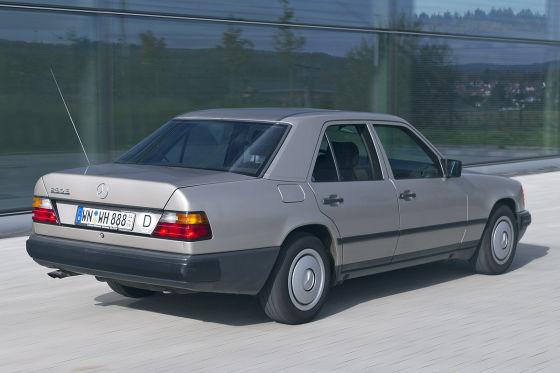 Mercedes 260 E W 124