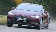 Tesla Model S: Leasing mit Sixt