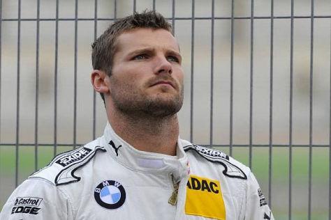 Martin Tomczyk geht 2014 in der DTM für das BMW-Team Schnitzer an den Start