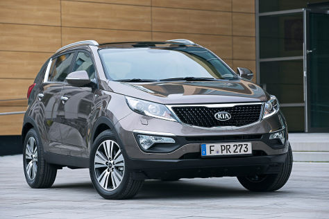 kia sportage 2014 so kommt das facelift autosalon. Black Bedroom Furniture Sets. Home Design Ideas