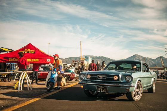 Pomona Swap Meet & Classic Car Show 2014