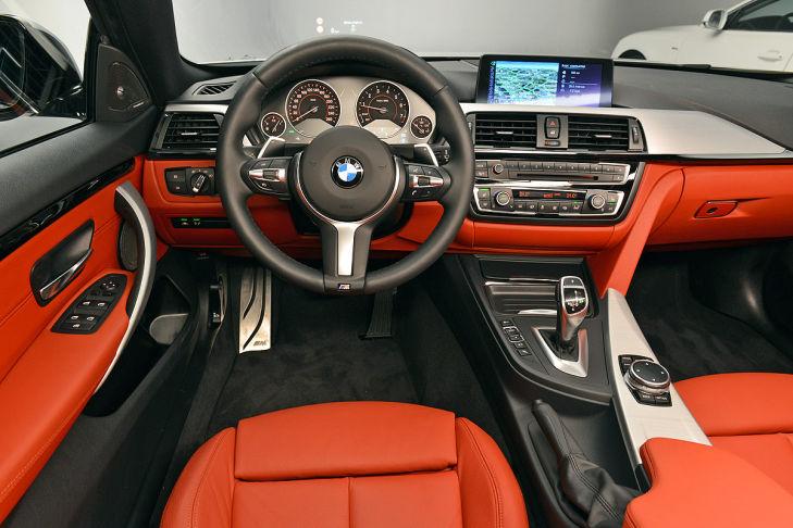 Bmw 4er Gran Coup 233 Sitzprobe Bilder Autobild De