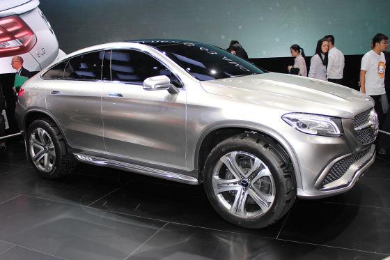 Die neuen Autos in Peking