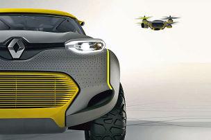 Renault hat 'nen Vogel