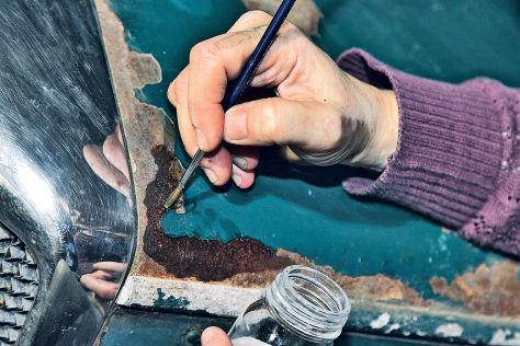 Pro und Kontra: Patina-Restaurierung