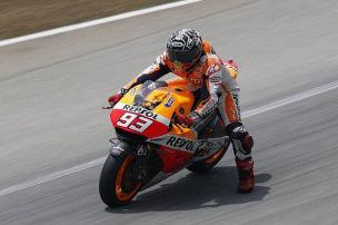 Schnell und konstant: Marquez dominiert Sepang-Test