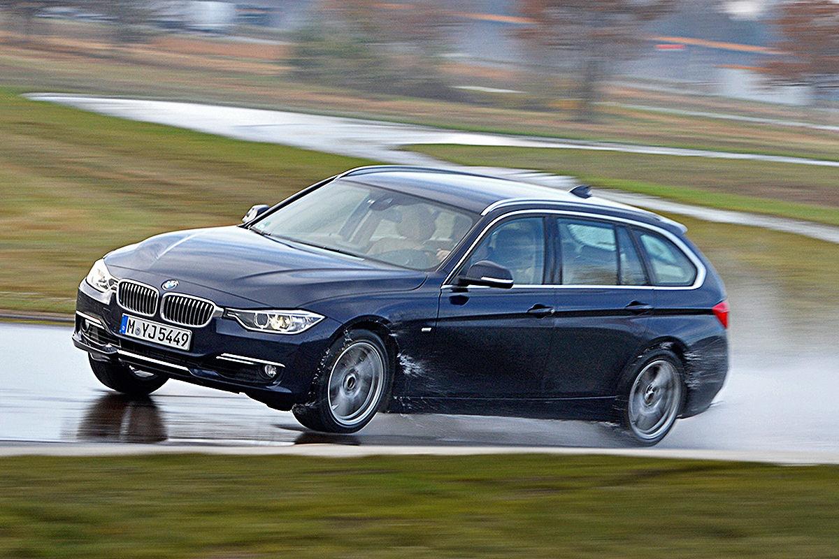 BMW 3er Touring, AUTO BILD-Sommerreifen-Test 2014