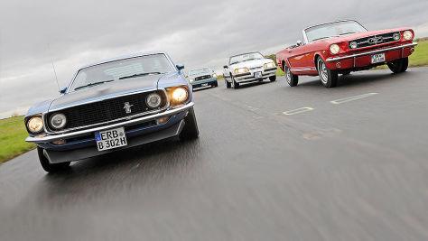us-cars, muscle cars und pickups - autobild.de