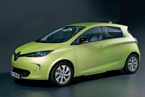Renault NEXT TWO: Autonom fahrender Elektroauto-Prototyp