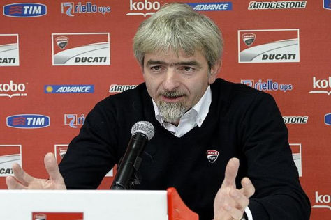 Luigi Dall'Igna braucht für eine umfassende Analyse der Ducati-Situation noch Zeit