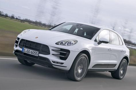 Fahrbericht So Gut Geht Der Porsche Macan Turbo Autobild De