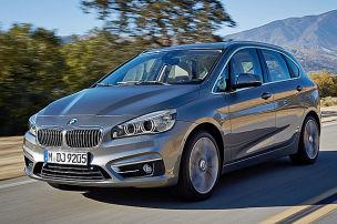 Das ist der erste BMW-Van!