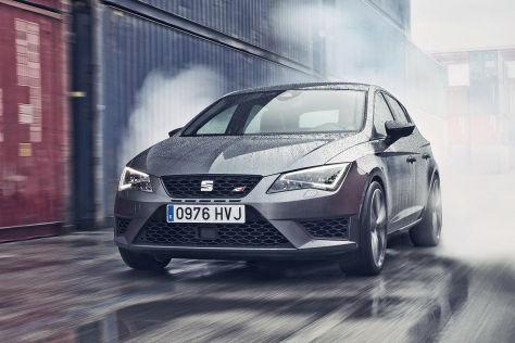 fahrbericht: so gut geht der neue seat leon cupra - autobild.de