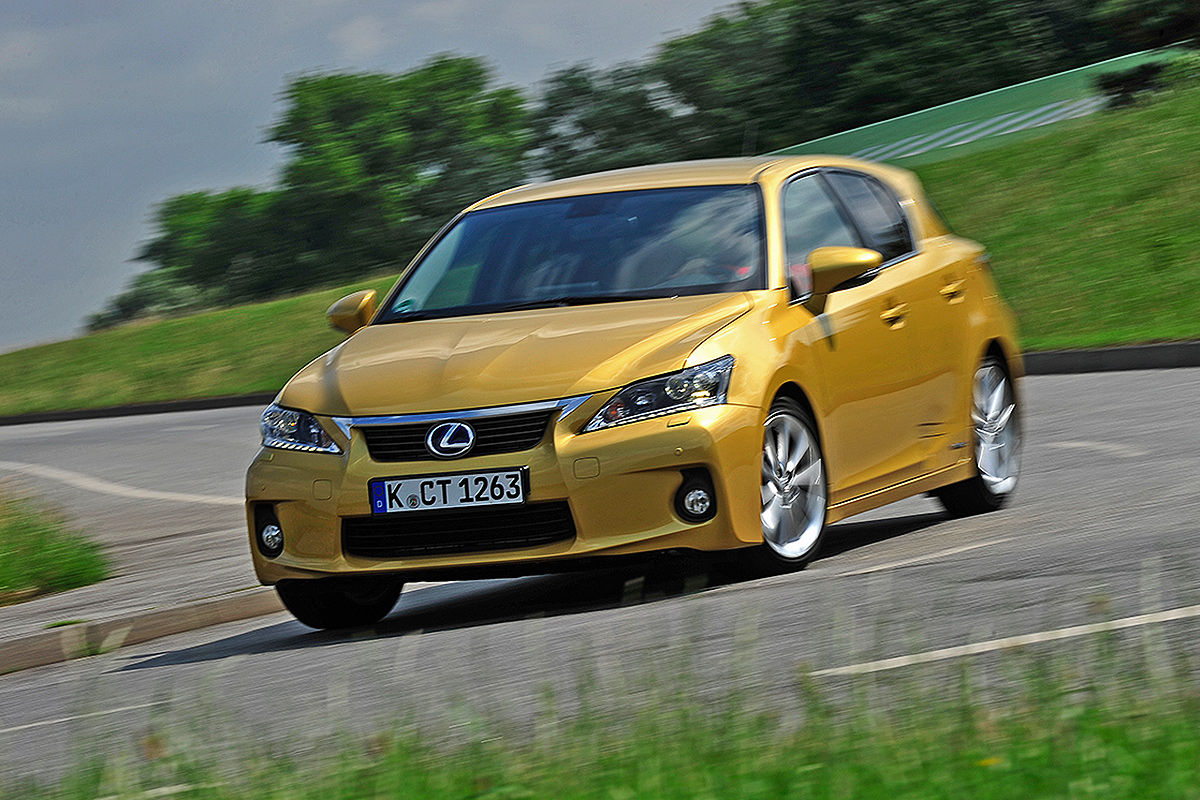 Lexus CT 200h Dynamic Line
