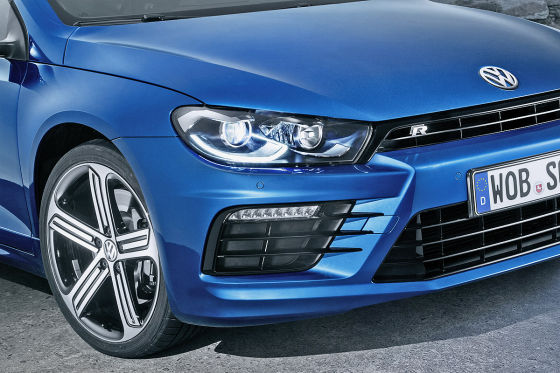 So kommt der neue VW Scirocco