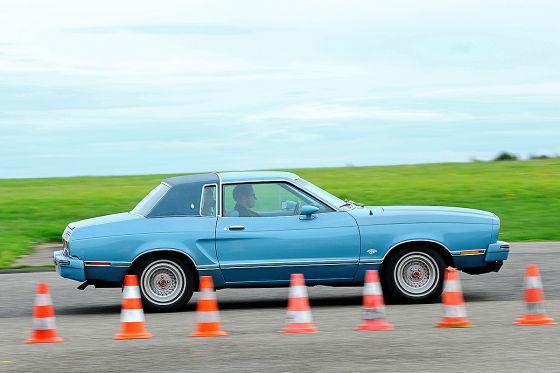 Ford Mustang 2.8 Ghia