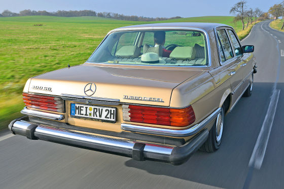 Mercedes 300 SD Turbodiesel