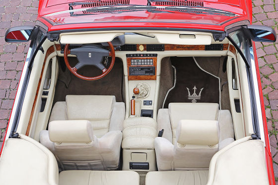 Maserati Biturbo Spyder 2.8