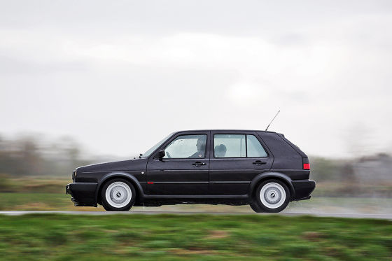 VW Golf II GTI G60