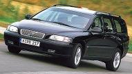 Erdgasmodelle von Volvo, BMW, Fiat, Opel