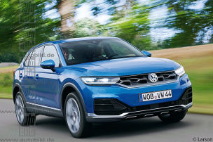 VW-SUV im Golf-Format