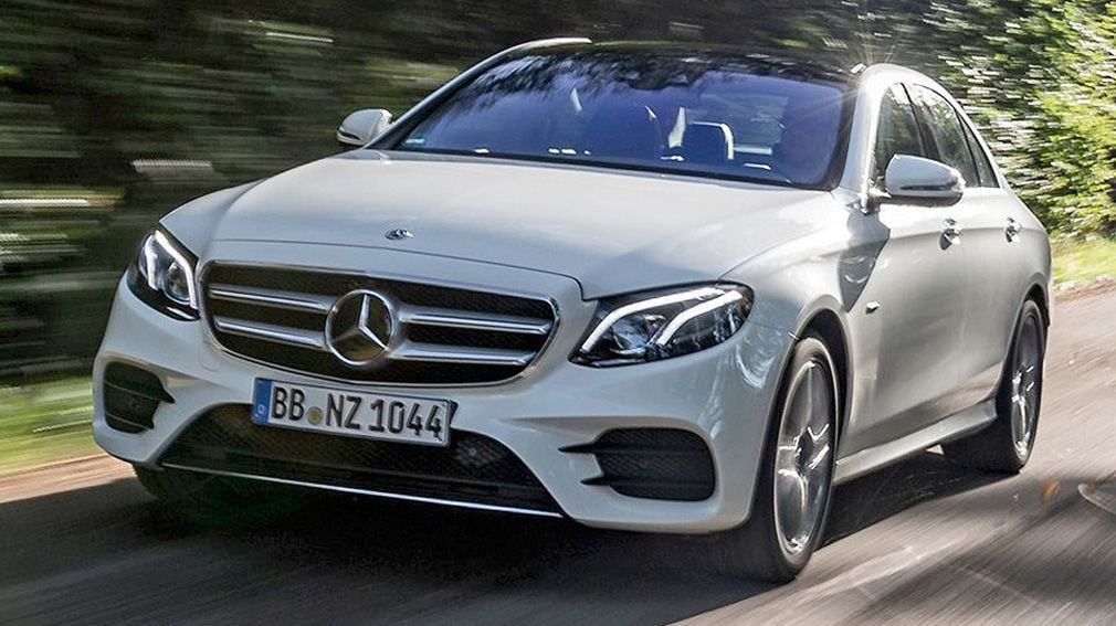 Mercedes E-Klasse W213 (2017): Connectivity-Facelift