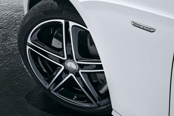 Mercedes-Benz E-Klasse Avantgarde